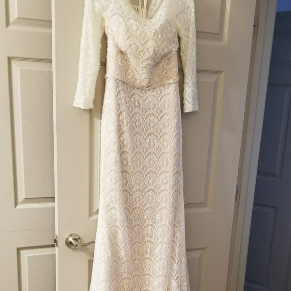 Oleg Cassini Dresses | Wedding Gown | Poshmark